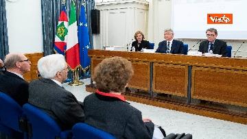 8 - Mattarella alla presentazione dell'edizione digitale dell'epistolario di De Gasperi
