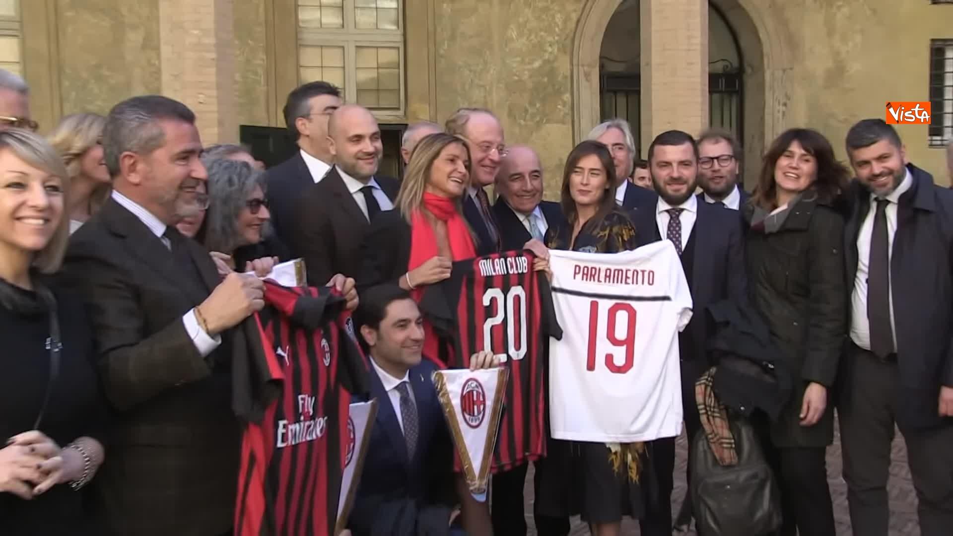 Milan Club Parlamento