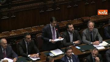 6 - Il Premier Conte in Aula per riferire in vista del Consiglio Europeo