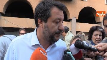 4 - Il comizio del ministro Salvini a Biella