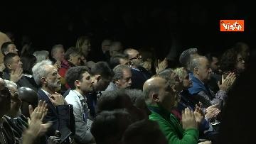 6 - Renzi chiude l'assemblea di Italia Viva