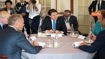 3 - Conte al G7 di Biarritz