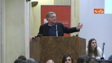 1 - 'Sinistra Anno Zero', il convegno al Centro Congressi Cavour