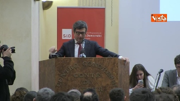 5 - 'Sinistra Anno Zero', il convegno al Centro Congressi Cavour