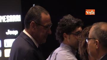 5 - La conferenza di Sarri alla Juventus