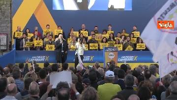 3 - La chiusura della campagna elettorale del Movimento 5 Stelle