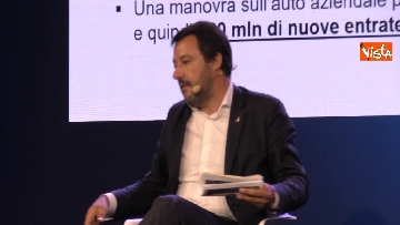 6 - Salvini interviene all'Automotive Dealer Day a Verona
