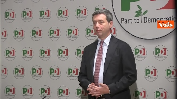7 - La notte elettorale nella sede PD