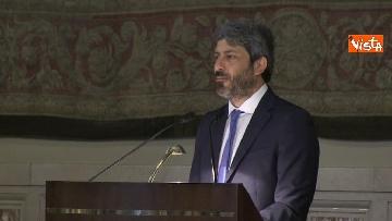 7 - Fico, Mattarella e Casellati alla relazione annuale Agcom