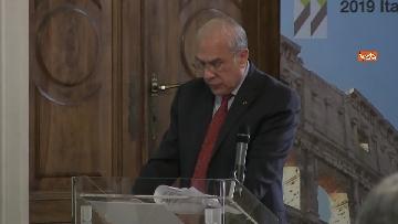 7 - La presentazione del rapporto Ocse sull'andamento dell'economia in Italia