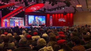 1 - Trump all'assemblea Cpac 2019
