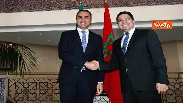 4 - Di Maio a Rabat incontra il ministero degli Esteri del Marocco Bourita