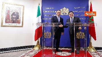 3 - Di Maio a Rabat incontra il ministero degli Esteri del Marocco Bourita