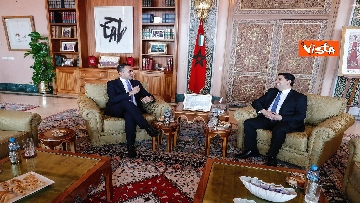 2 - Di Maio a Rabat incontra il ministero degli Esteri del Marocco Bourita