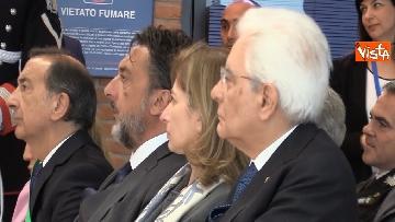 2 - Mattarella alla cerimonia dei 25 anni dell'Istituto di Oncologia dello IEO