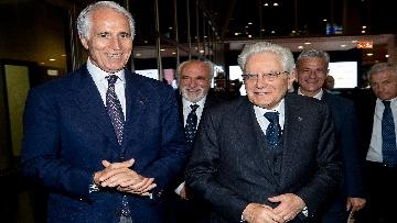 4 - Mattarella al Golden Gala – Pietro Mennea 2019
