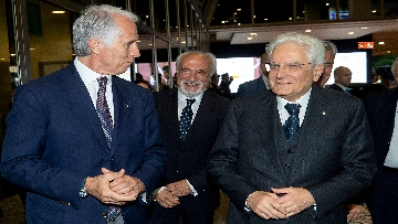 1 - Mattarella al Golden Gala – Pietro Mennea 2019