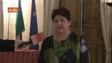 3 - L'intervista del Ministro dell'Agricoltura Teresa Bellanova all'Agenzia Vista