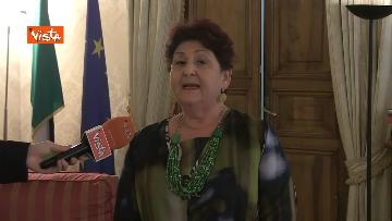 2 - L'intervista del Ministro dell'Agricoltura Teresa Bellanova all'Agenzia Vista
