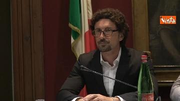 5 - Il Ministro dei Trasporti Toninelli in audizione a Montecitorio