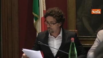 3 - Il Ministro dei Trasporti Toninelli in audizione a Montecitorio