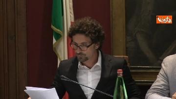 4 - Il Ministro dei Trasporti Toninelli in audizione a Montecitorio