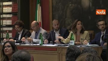 7 - Il Ministro dei Trasporti Toninelli in audizione a Montecitorio