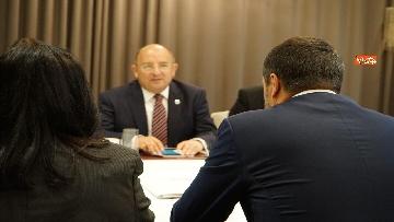 5 - Salvini a Helsinki, via il bilaterale con l'omologo maltese Michael Faruggia