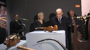 6 - Bonisoli presenta le iniziative per la gratuita' dei musei