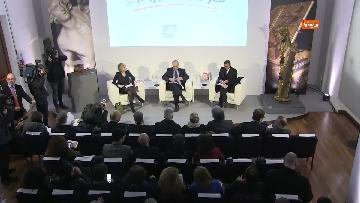 4 - Bonisoli presenta le iniziative per la gratuita' dei musei