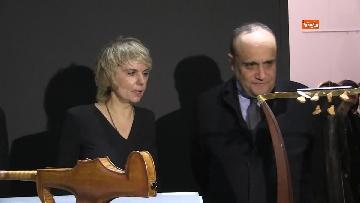 7 - Bonisoli presenta le iniziative per la gratuita' dei musei