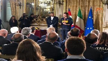 6 - Mattarella riceve al Quirinale la Nazionale di pallavolo femminile