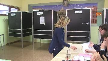 2 - Il voto di Giorgia Meloni