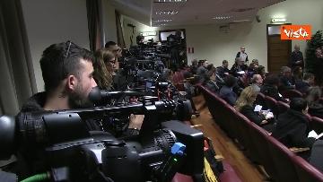 7 - La conferenza stampa di Speranza con la Commissione UE e l'OMS