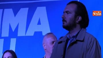 7 - Il comizio del ministro dell'Interno Matteo Salvini a Torino