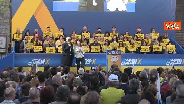 4 - La chiusura della campagna elettorale del Movimento 5 Stelle