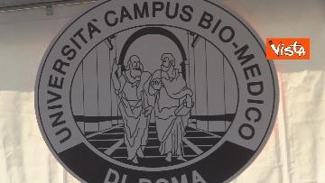 1 - Zingaretti, Raggi e Sileri inaugurano pronto soccorso Campus Biomedico, le foto
