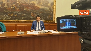 6 - La conferenza di Salvini e Locatelli alla Camera dei Deputati
