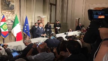 14 - Giuseppe Conte presenta la lista dei Ministri