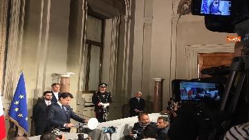 11 - Giuseppe Conte presenta la lista dei Ministri