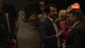 4 - Migranti, Salvini:
