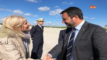 5 - Salvini in Francia per il G7 dei Ministri degli Interni
