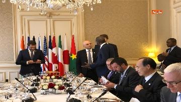 2 - Salvini in Francia per il G7 dei Ministri degli Interni