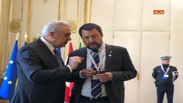 9 - Salvini in Francia per il G7 dei Ministri degli Interni