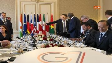 14 - Salvini in Francia per il G7 dei Ministri degli Interni