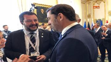 6 - Salvini in Francia per il G7 dei Ministri degli Interni