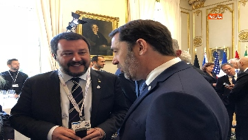 4 - Salvini in Francia per il G7 dei Ministri degli Interni