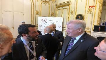 10 - Salvini in Francia per il G7 dei Ministri degli Interni