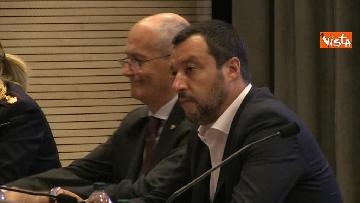 2 - Salvini alla presentazione della Mercurio App della Polizia di Stato