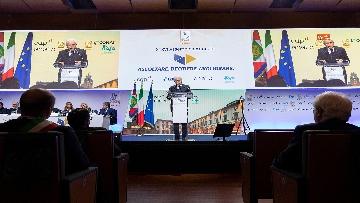 1 - Mattarella all'Assemblea Anci ad Arezzo